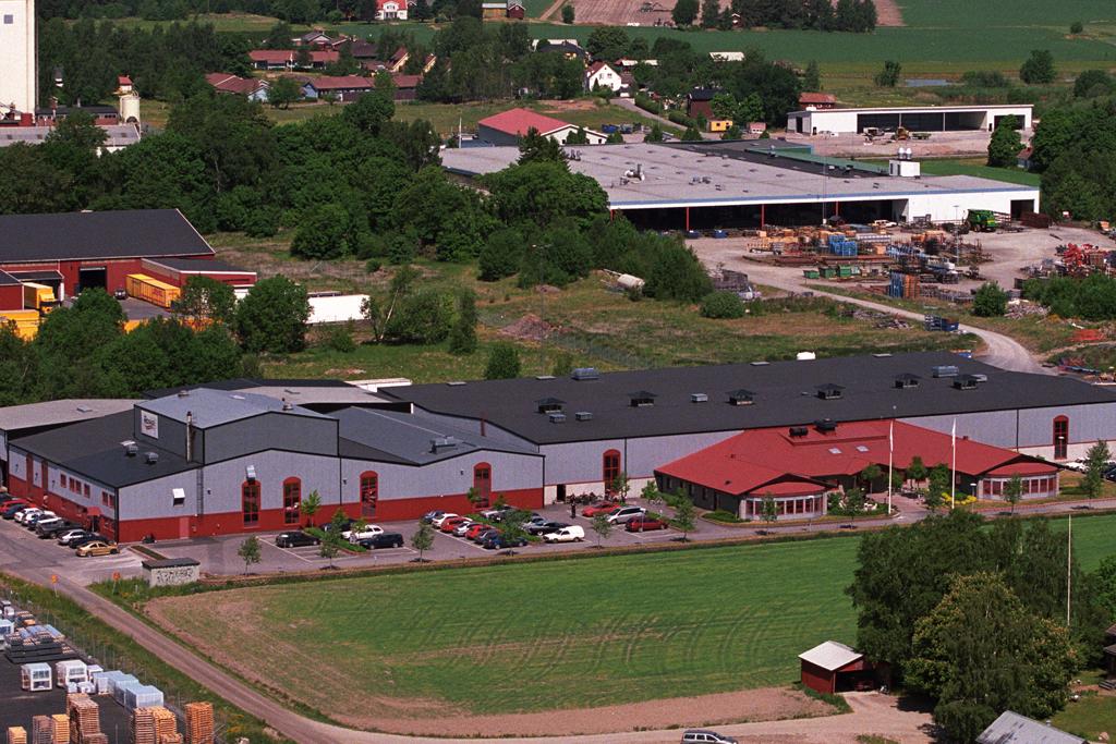 Rotage fabrik i Kvänum